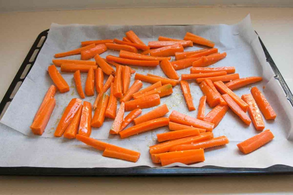carrot-fries