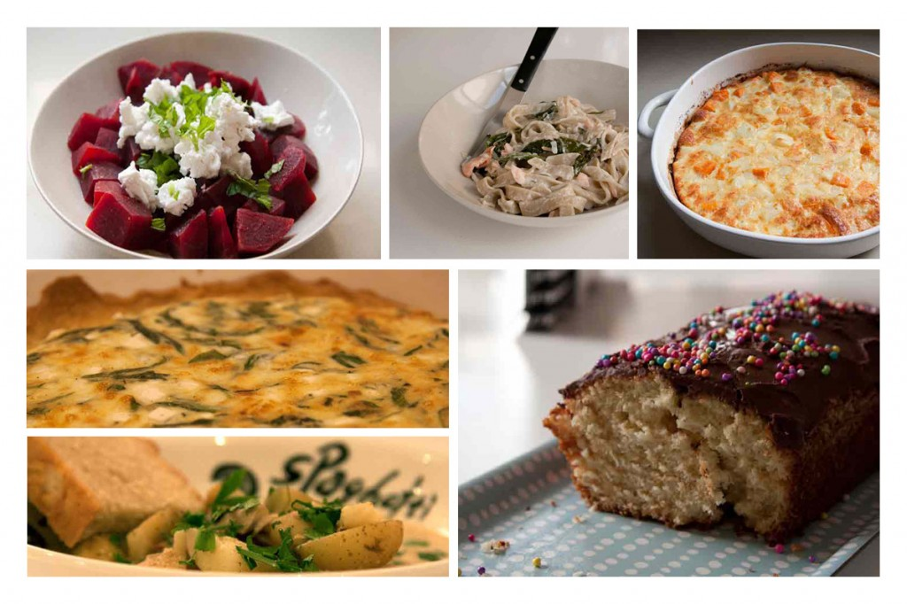 meal plan shavuot