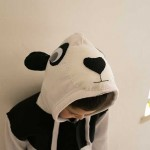 DIY Purim costumes: The Panda