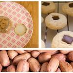 חמאת בוטנים  ביתית וגם עוגיות!