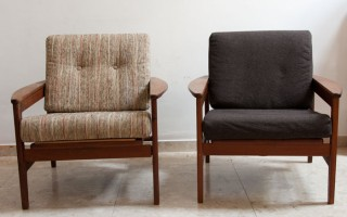 How Old Chairs became New(er)