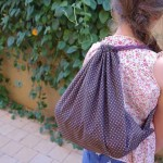 DIY String Bag for (Summer) Kids