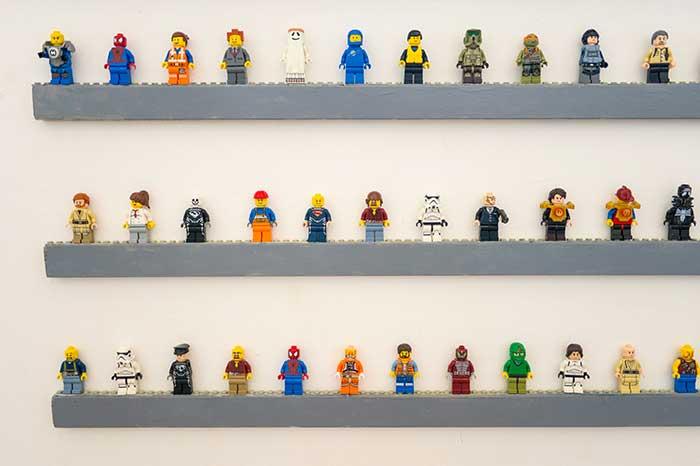 Lego-figures