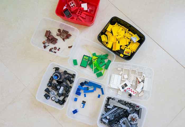 organizing-lego