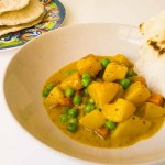 בישול בתקציב – תבשיל קארי ירקות בסגנון  הודי